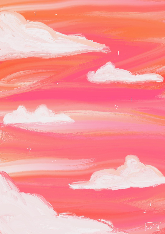 Pretty sky 4