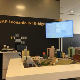 SAP Leonardo Live Event, Frankfurt 2017