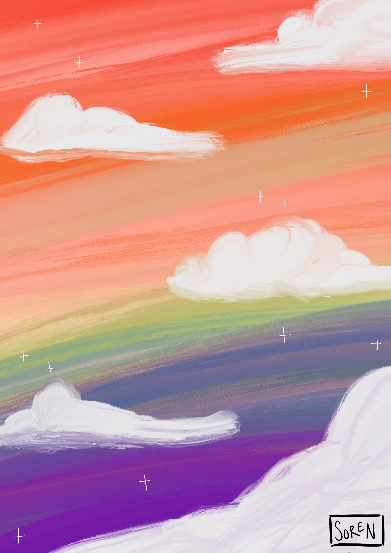 Pretty sky 5