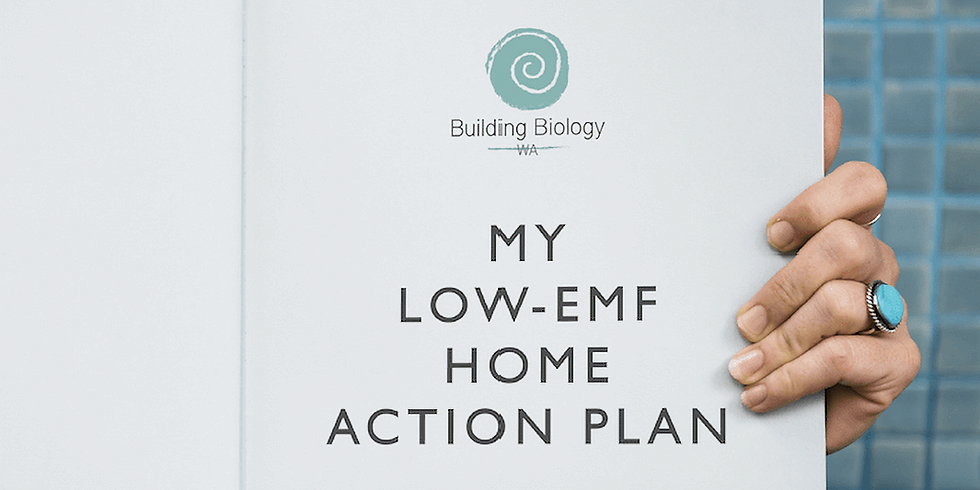 Create your Low EMF home