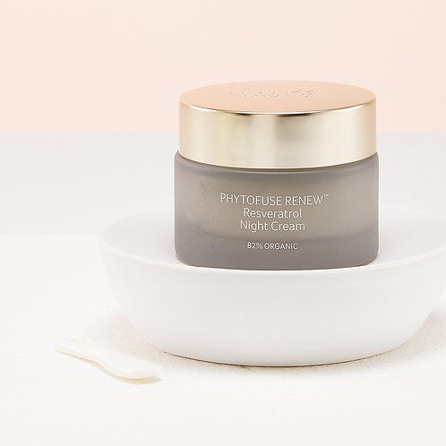 Phytofuse Renew Resveratrol Night Cream 50ml
