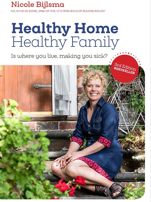 Healthy Home, Healthy Family - Nicole Bijlsma