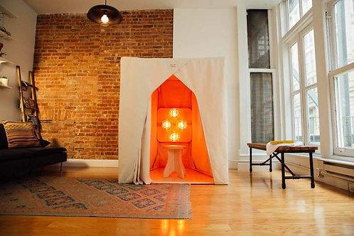 SaunaSpace Luminati NIR Sauna
