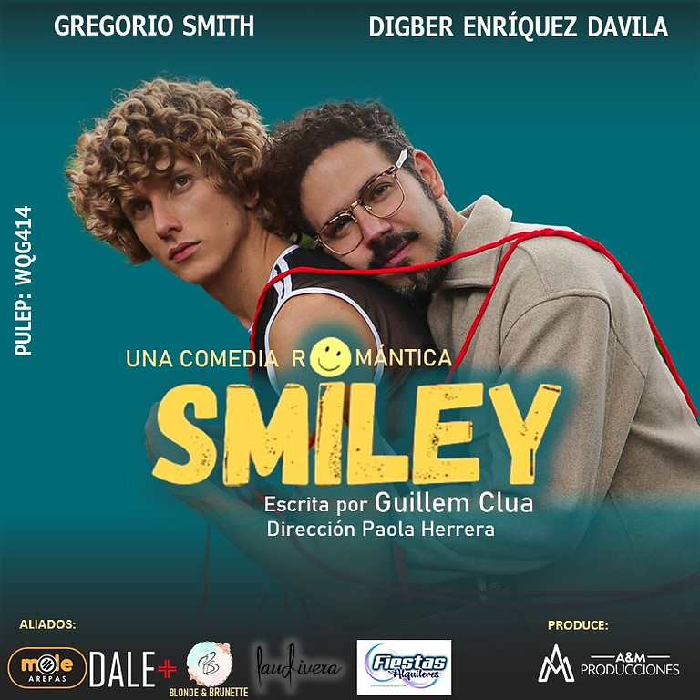SMILEY  - Sábado 7 de Agosto