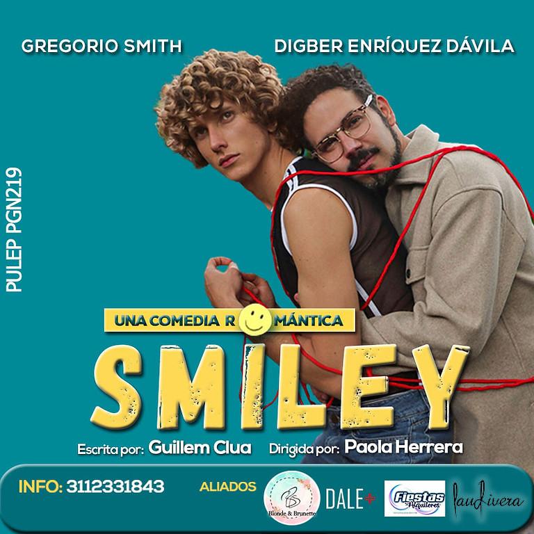 SMILEY  -  viernes 22 de octubre