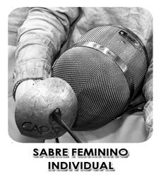 Sabre Feminino Individual