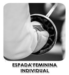 Espada Feminina Individual