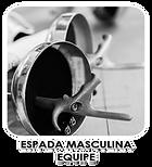 Espada Masculina Equipe