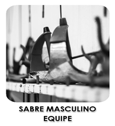 Sabre Masculino Equipe