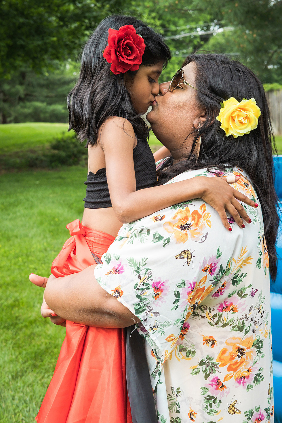 Mother & Daughter Family Photography