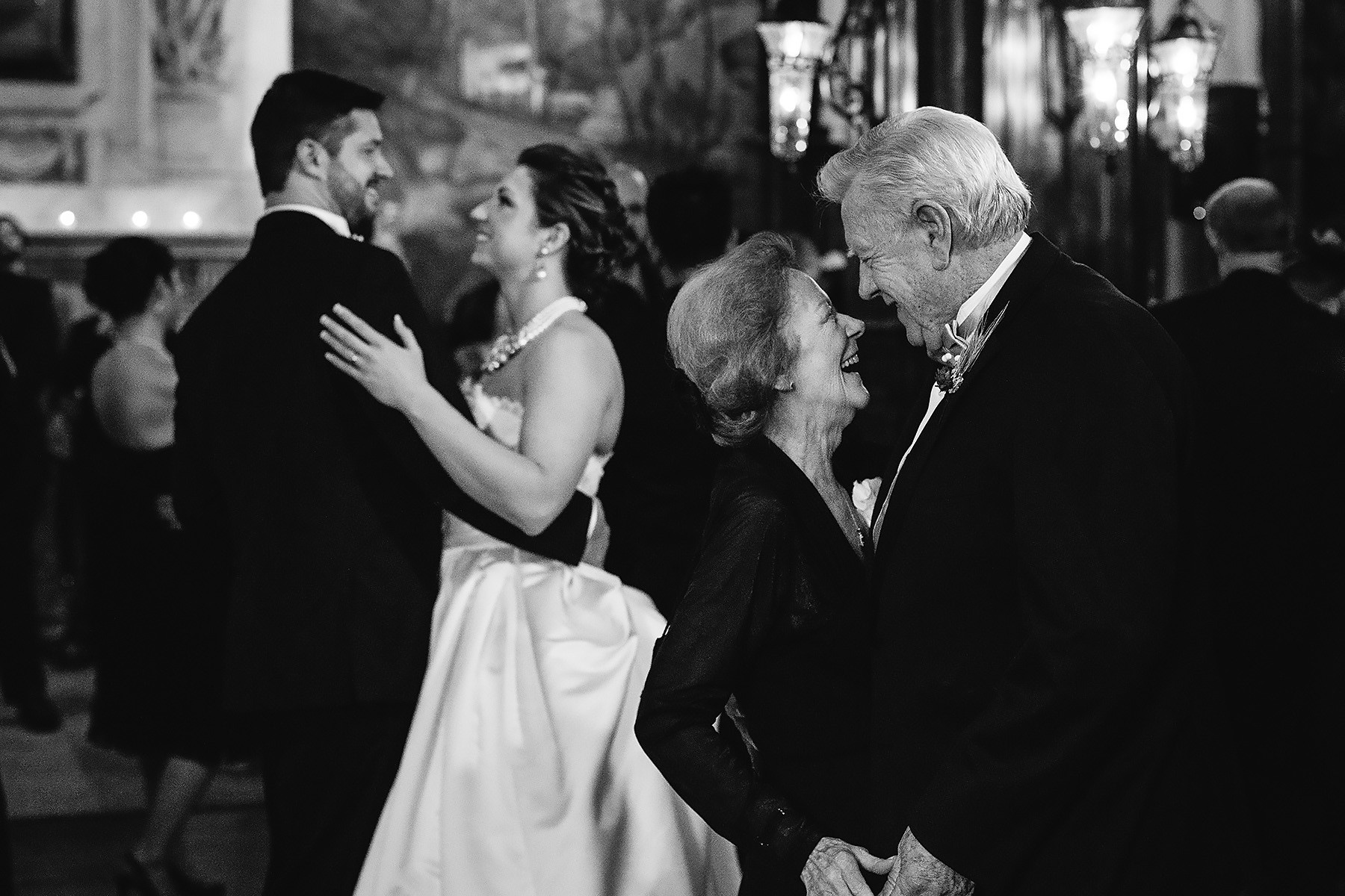 Grandmother & Grandfather of Bride & Groom Dance