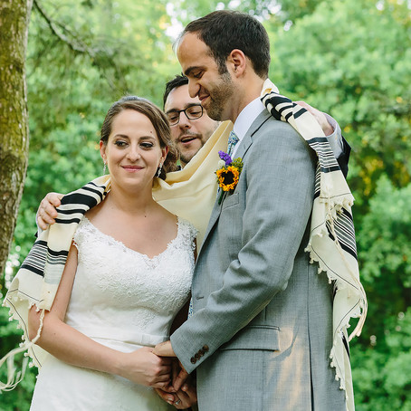 Tamar & Justin:  A Wedding at Woodend Sanctuary