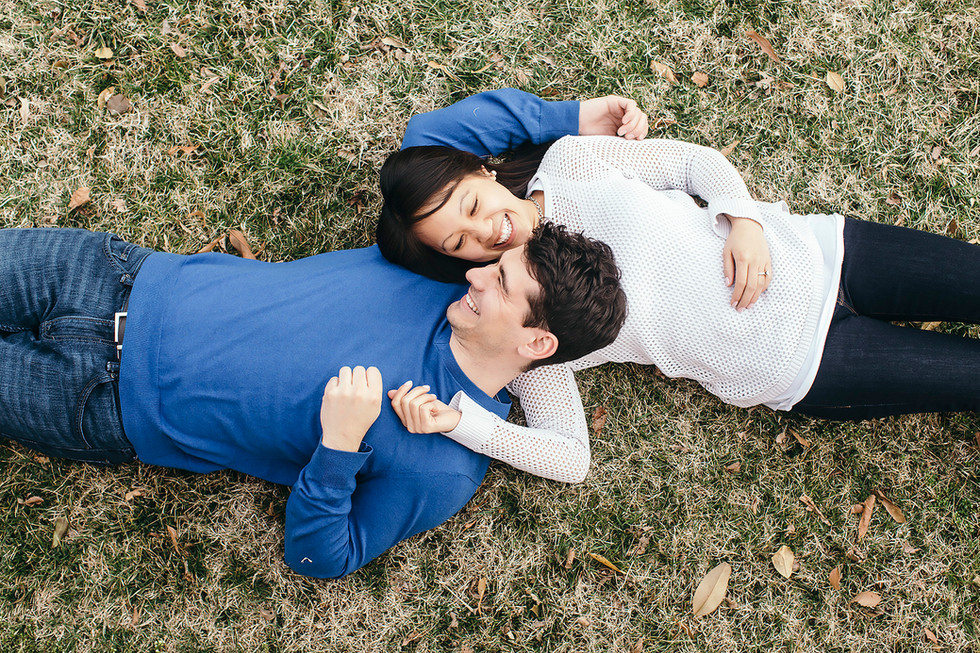 Cute Couple Engagement Photography