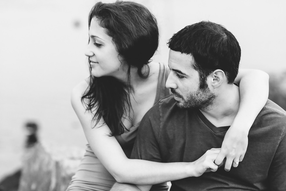 Cool Couple Engagement Photograhy