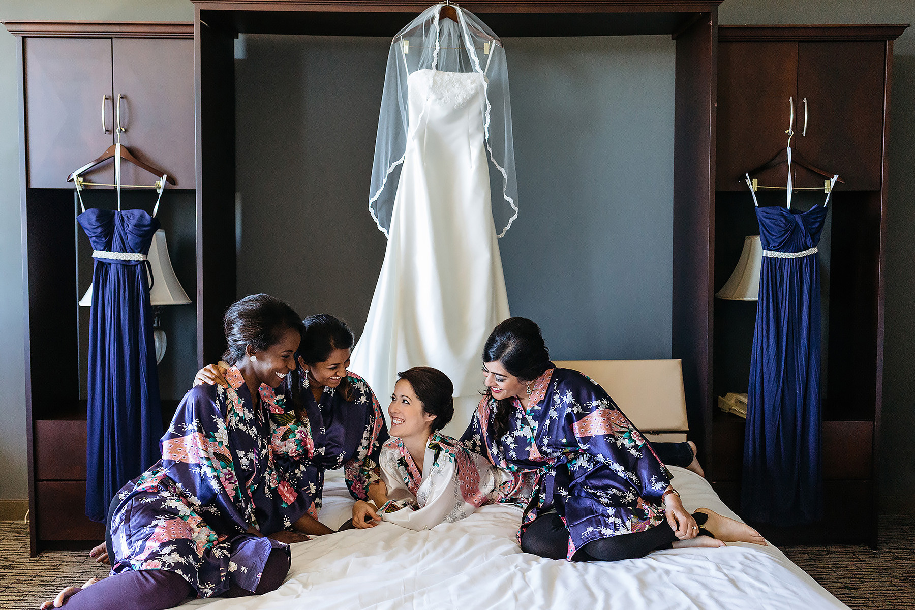 Bridal & Bridesmaids Dresses