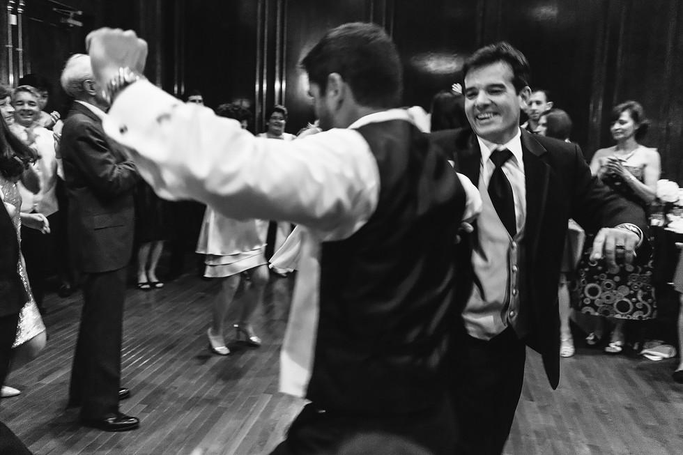 Groom Horah Dance