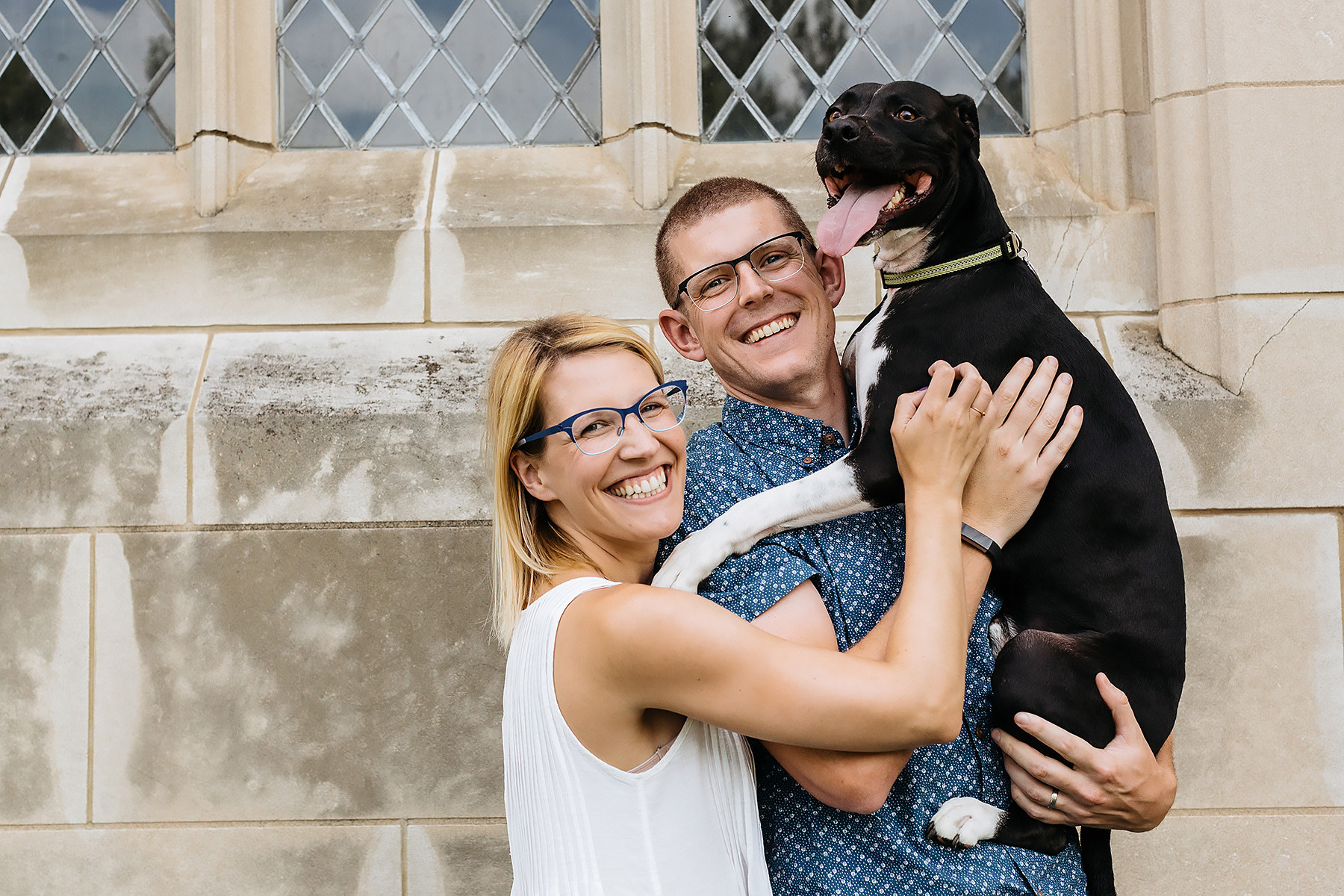 Family Dog Photography