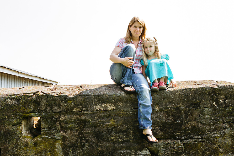 Mother & Daugther Family Photography