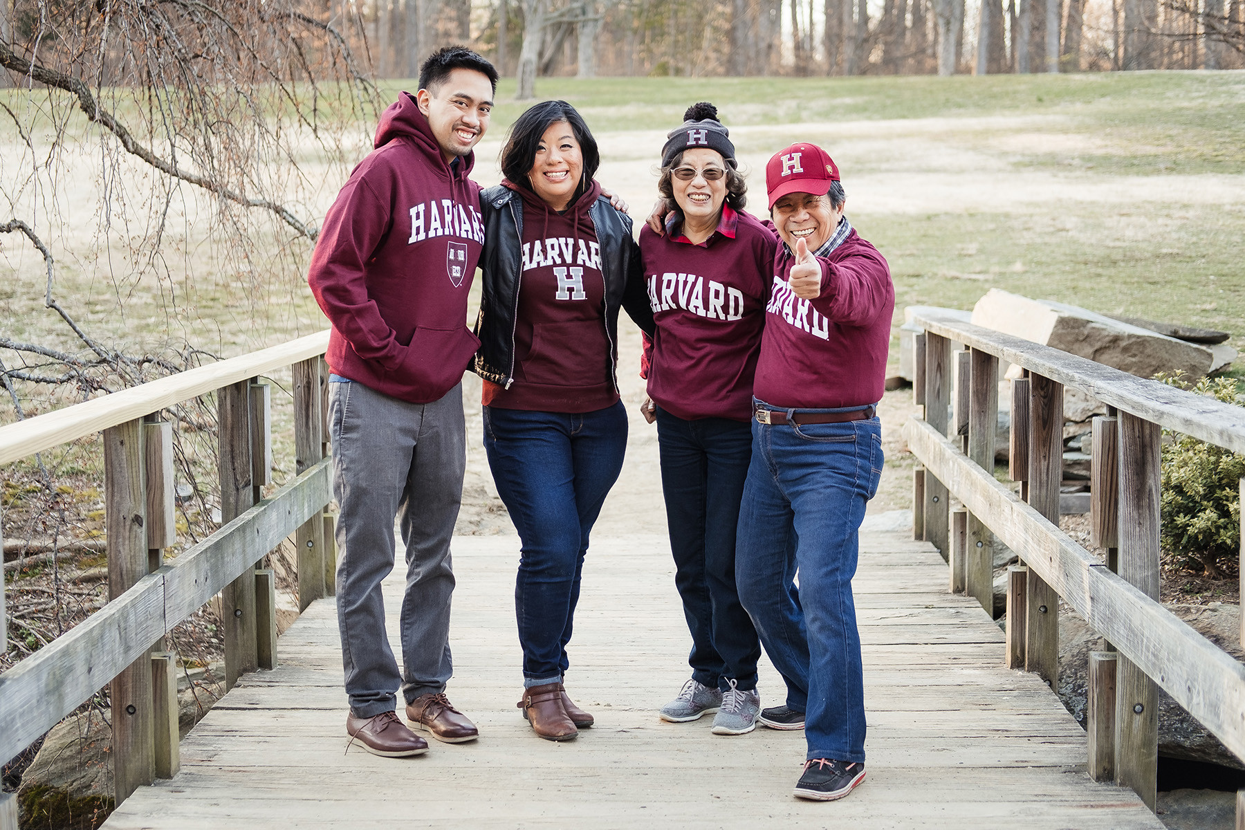 Harvard Family Photography