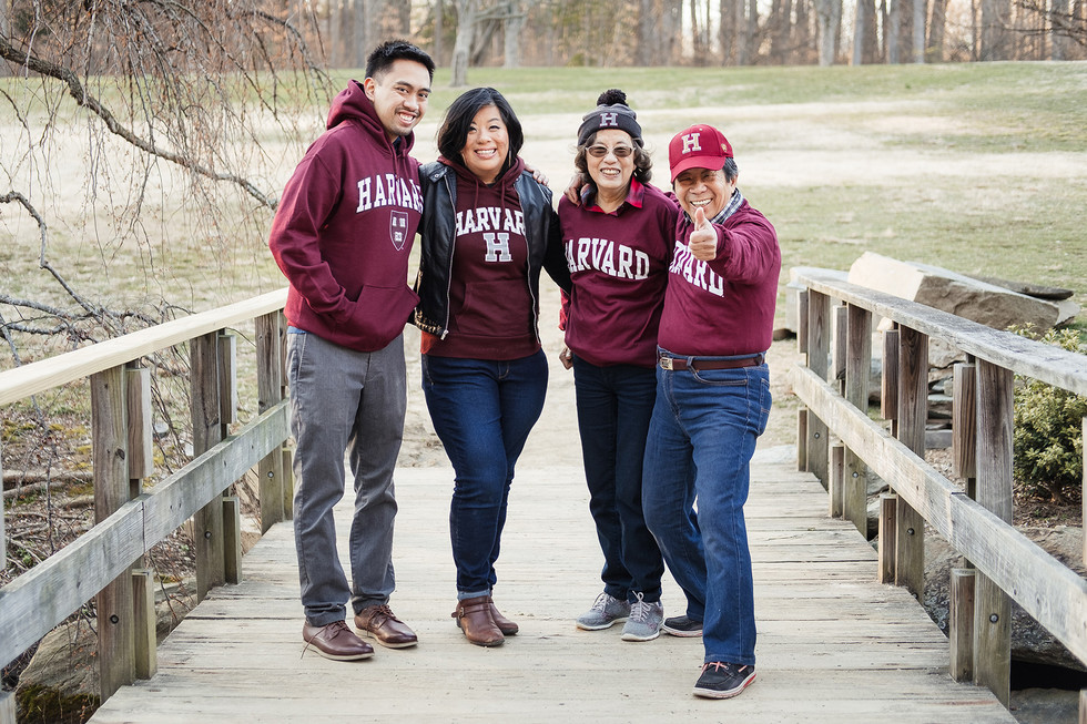 Harvard Family Photography