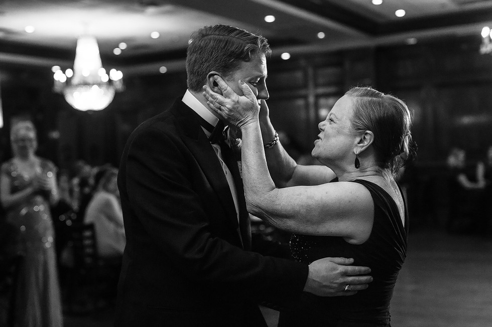 Mother of Groom First Dance