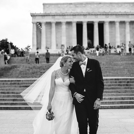 Allie & Andy:  A Wedding at Mount Vernon Inn Restaurant