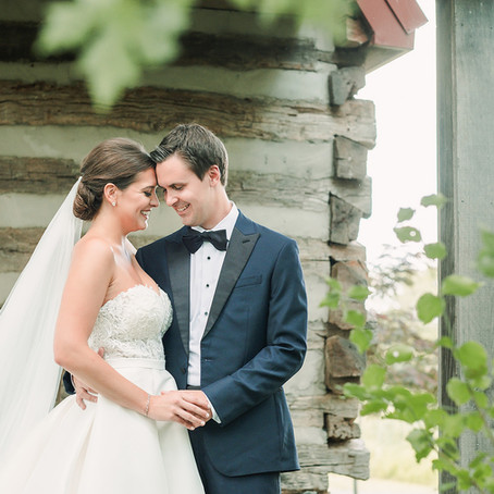 Erin & Joe:  A Wedding at Riverside on the Potomac