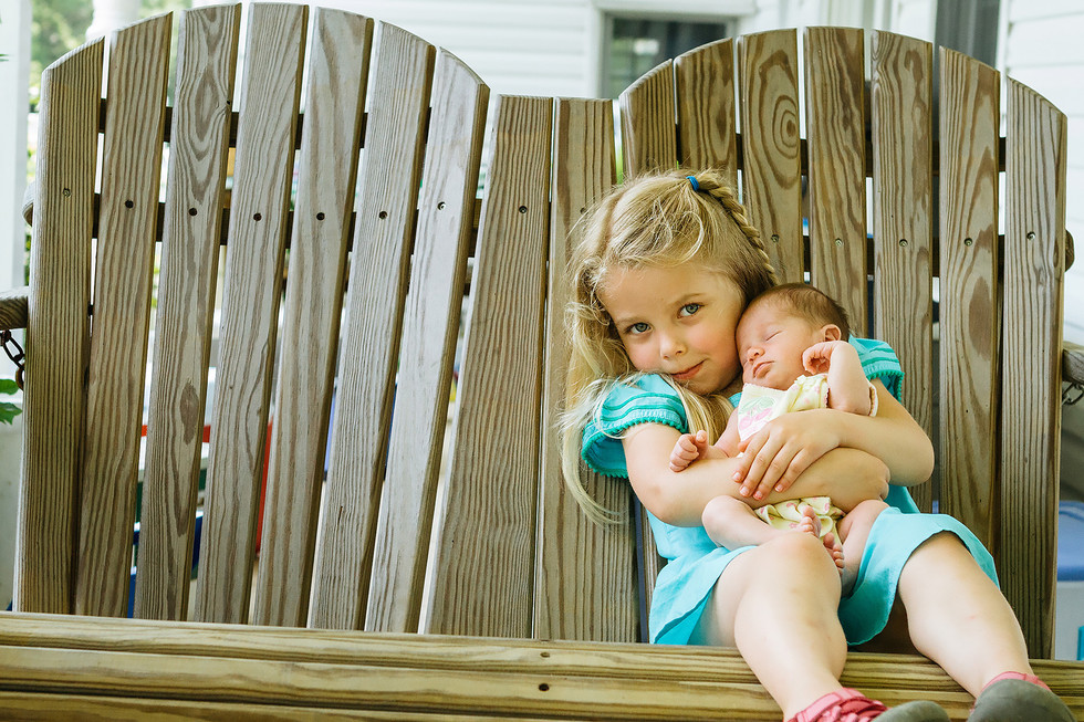 Sisters Family Photography