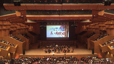Athens Concert Hall, Animated Show