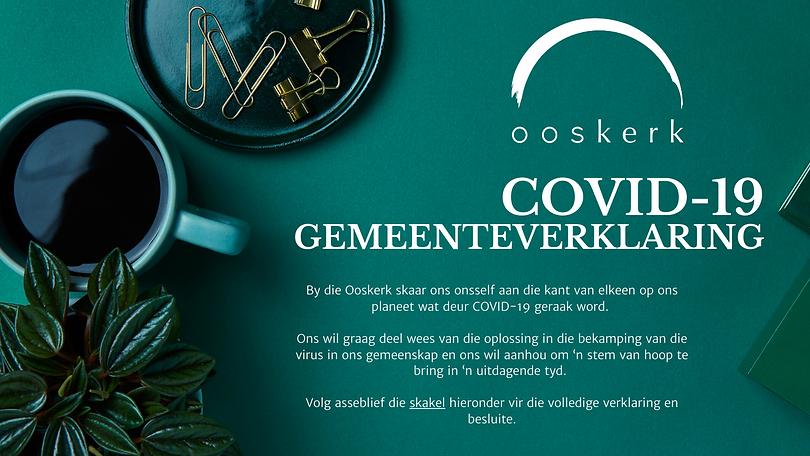 Copy of OOSKERK COVID-19 GEMEENTEVERKLAR