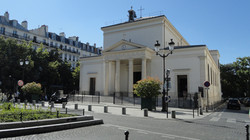 Eglise des Batignolles