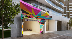 Future Station Pont Cardinet