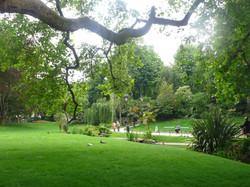 Jardin des Batignolles