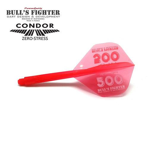 x Condor - 500 v.2 - red - standard - L