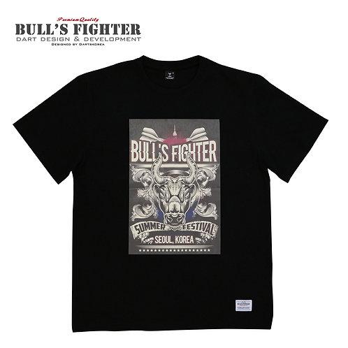 T-shirt - Black 2017