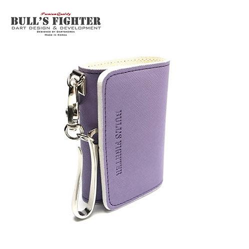 Ebony - Purple White