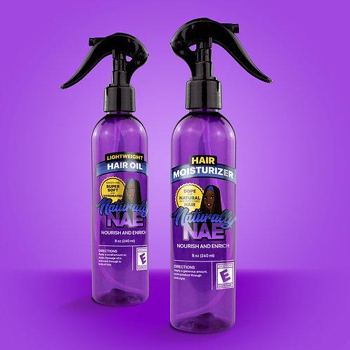 Naturally Nae's Moisture Duo