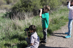 Boys and Girls Club Birding