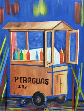 Carritos de Piraguas