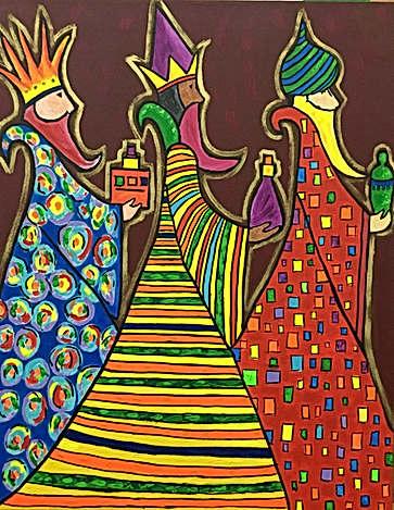 Three Kings Colors