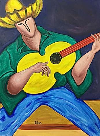 El Jibaro y su Guitarra