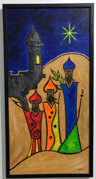 Los Tres Reyes en la Garita
