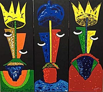 Abstract Kings Series 1