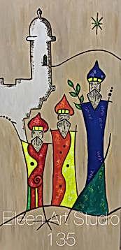 3 Reyes en la Garita