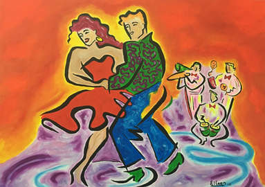 Dancing Salsa