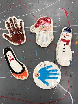Hand/Foot print memories