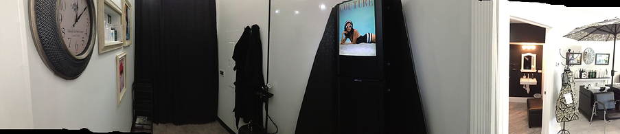 Be-Tan Custom Spray Tanning Booths