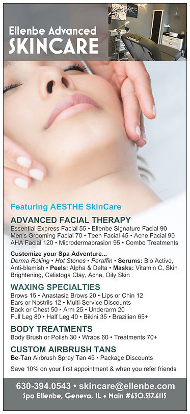 Facials, Body Waxing, Aesthe at Salon and Spa Ellenbe
