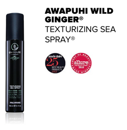 texturizing sea spray