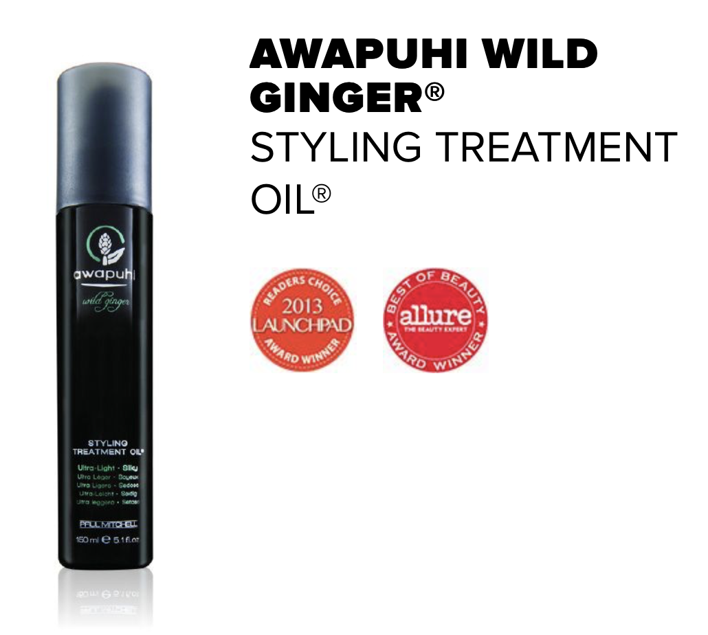 styling oil